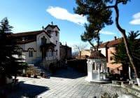 Taxiarhes church