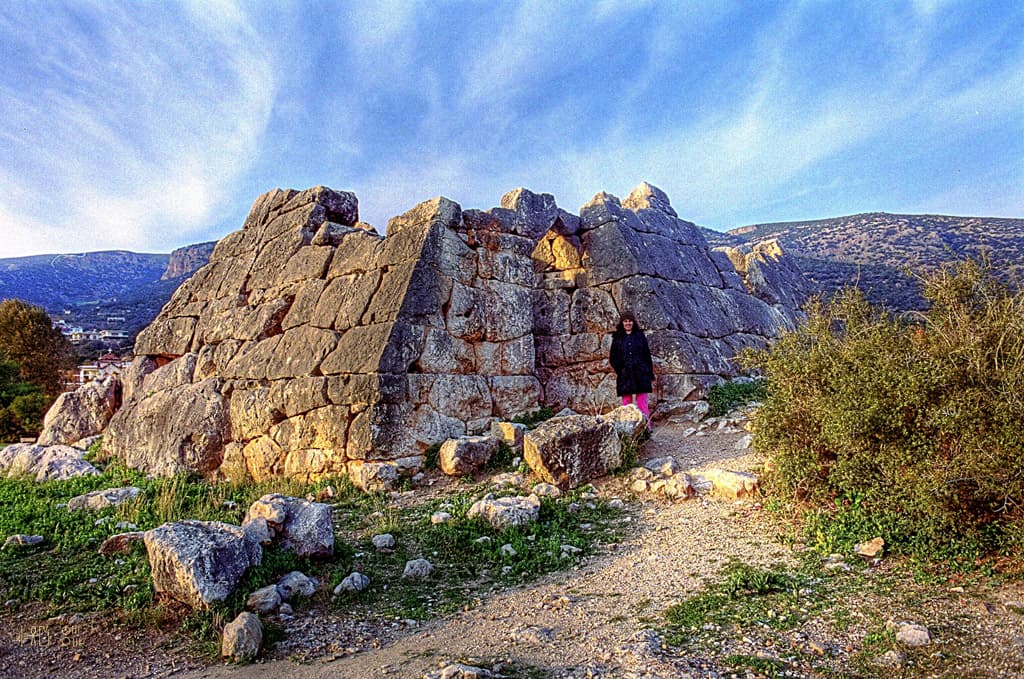 Pyramid of Argos