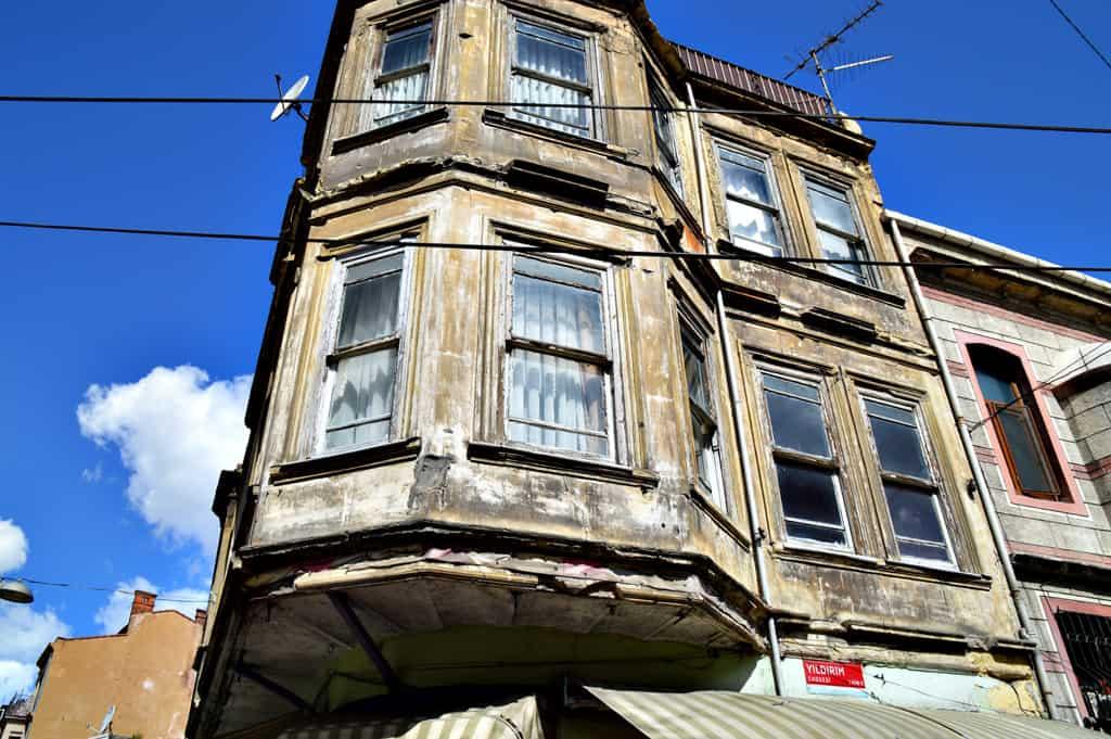 Around Patriarcheio Istanbul Turkey