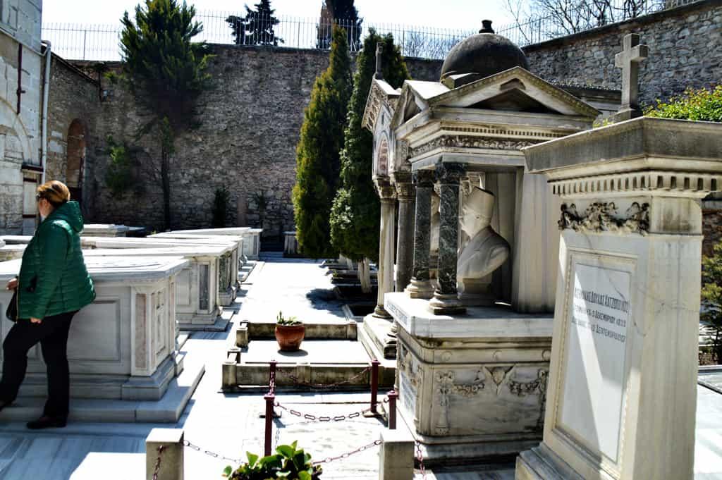 Baloukli Zoodohos Pigi Istanbul Turkey