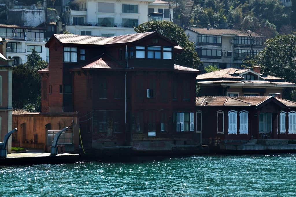 Bosporus Cruise Istanbul Turkey