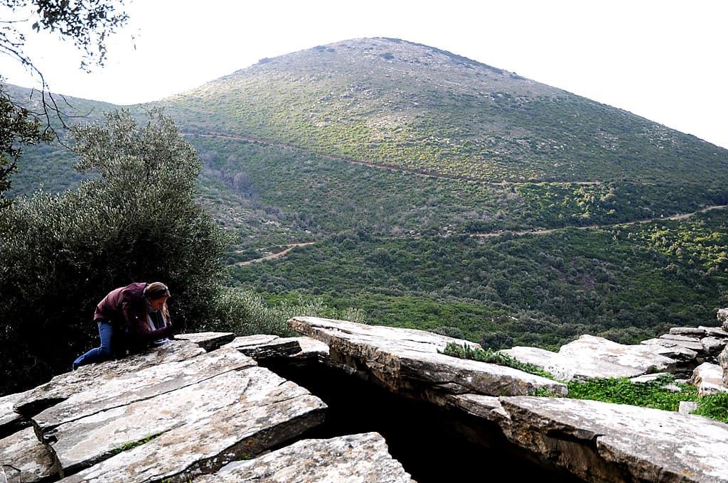 Drakospito (dragonhouse) of Ochi, Evia