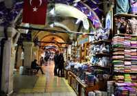 Kapali Carsi Market Istanbul Turkey