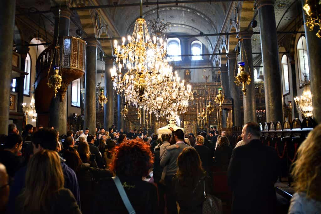 Patriarcheio Istanbul Turkey