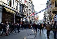 Istiklal Istanbul Turkey