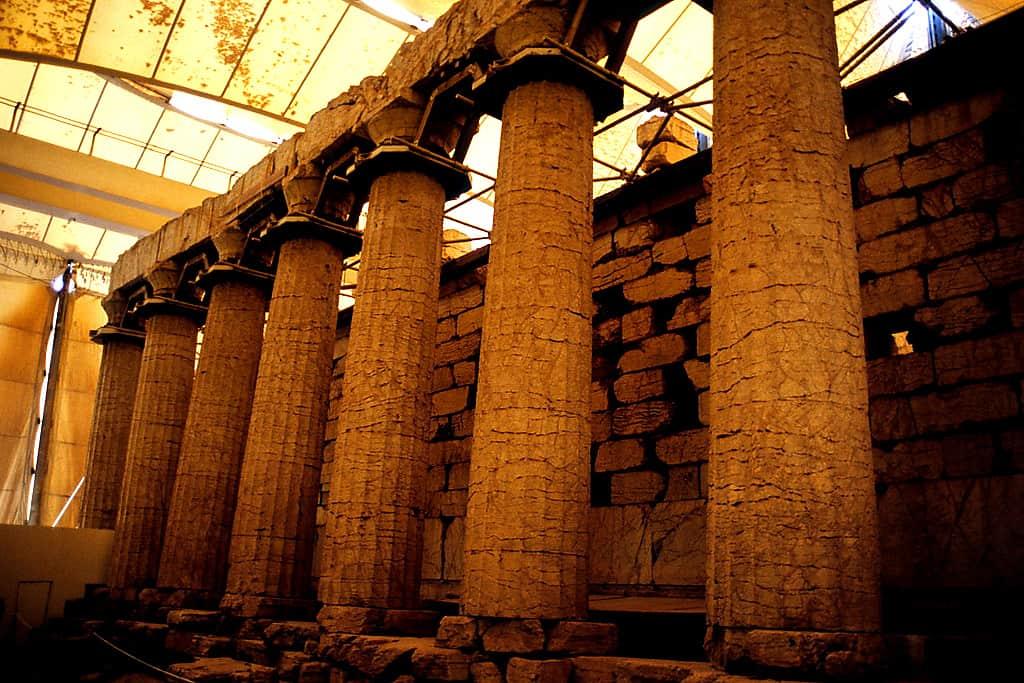 Unesco World Heritage Apollo Epicurius