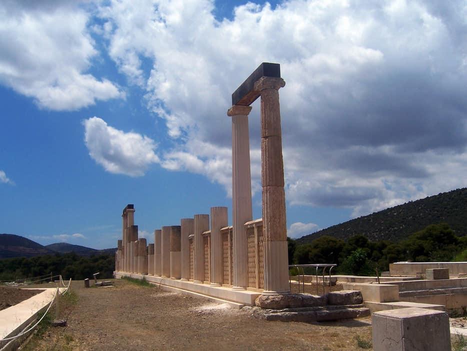 Unesco World Heritage Asklepios