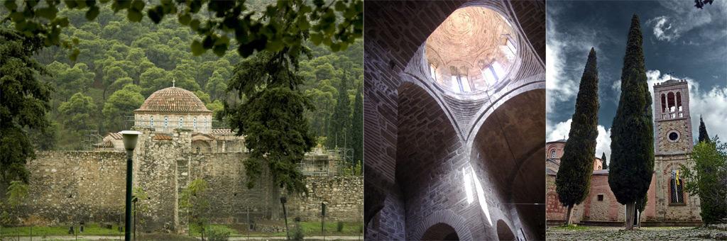 Unesco World Heritage Athens Fokida Chios