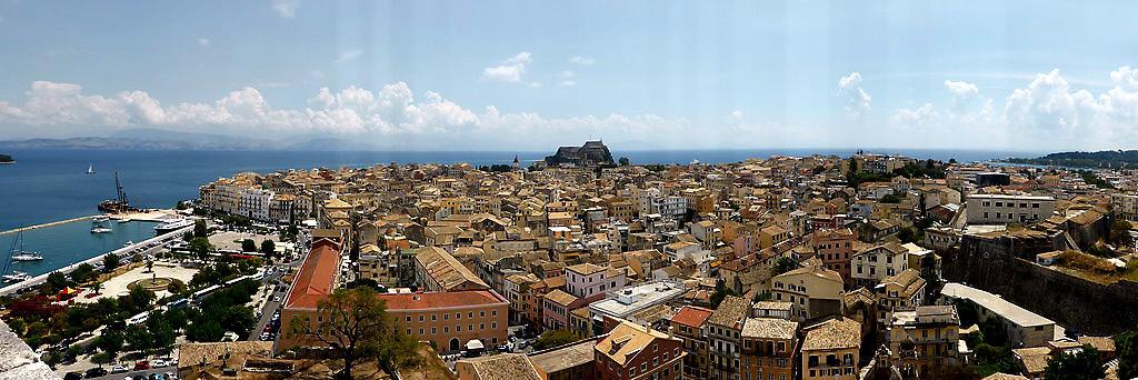 Unesco World Heritage Corfu