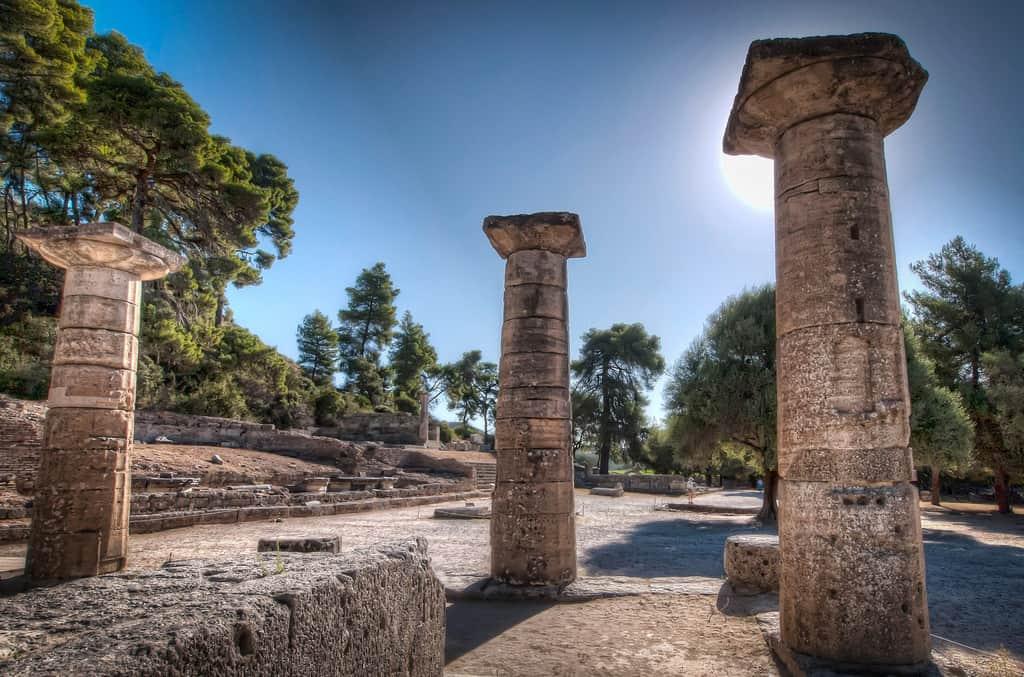 Unesco World Heritage Olympia