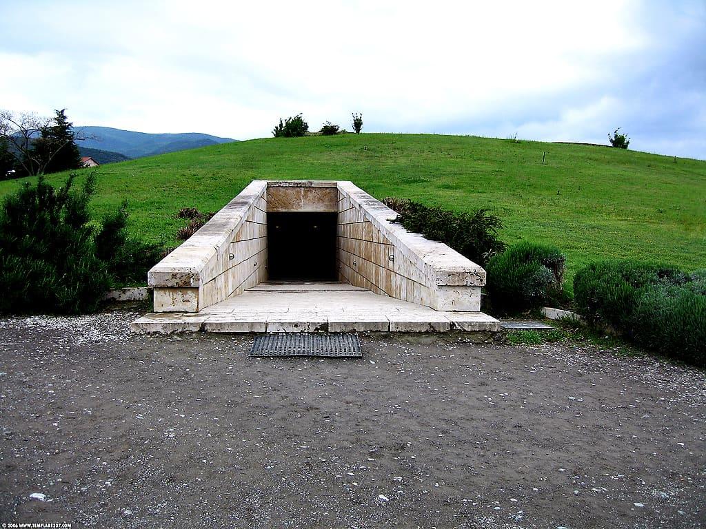 Unesco World Heritage Vergina - UNESCO World Heritage Sites in Greece