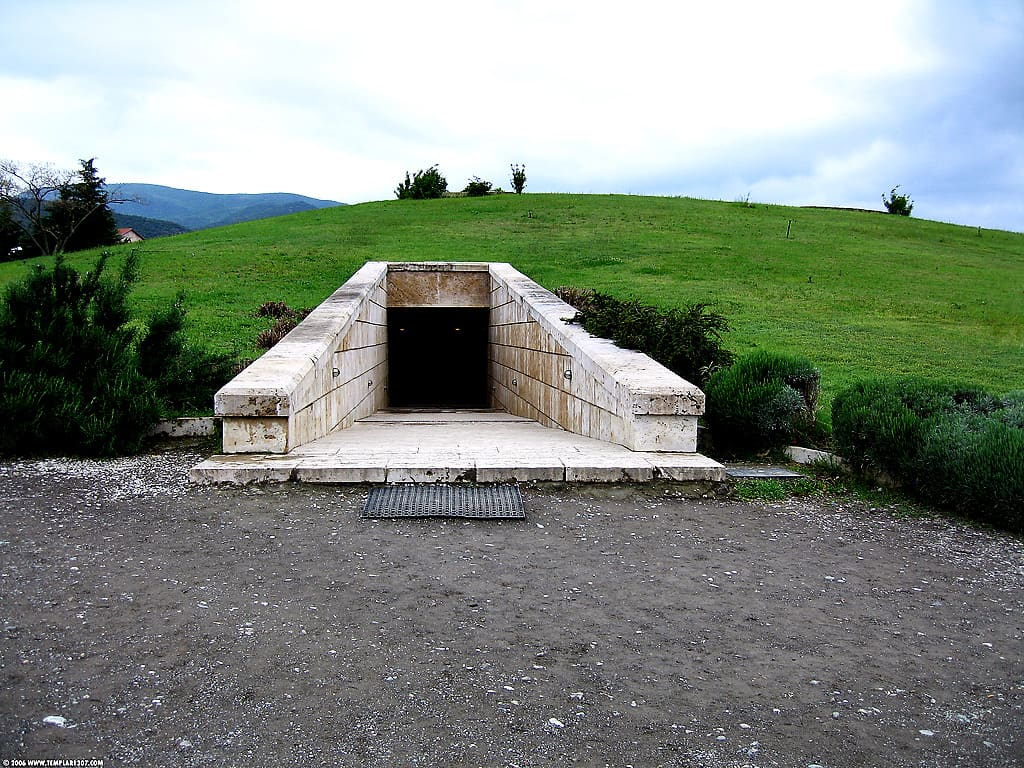 Unesco World Heritage Vergina