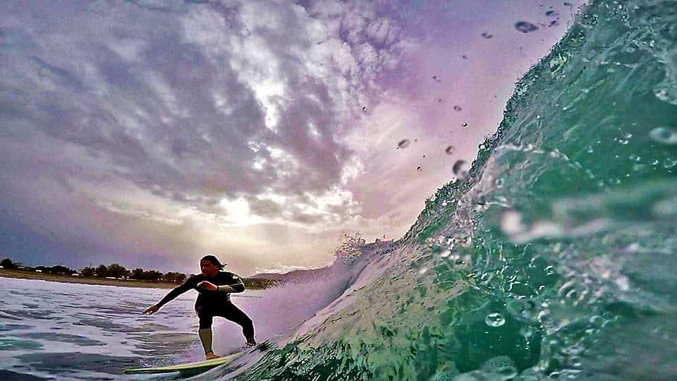 6 Of The Best Surf Spots In Greece