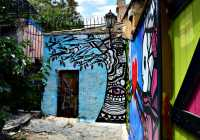 Things to Do in Athens, Anafiotika, Graffiti, History