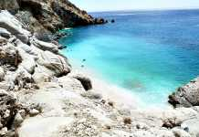 Greek island of Ikaria