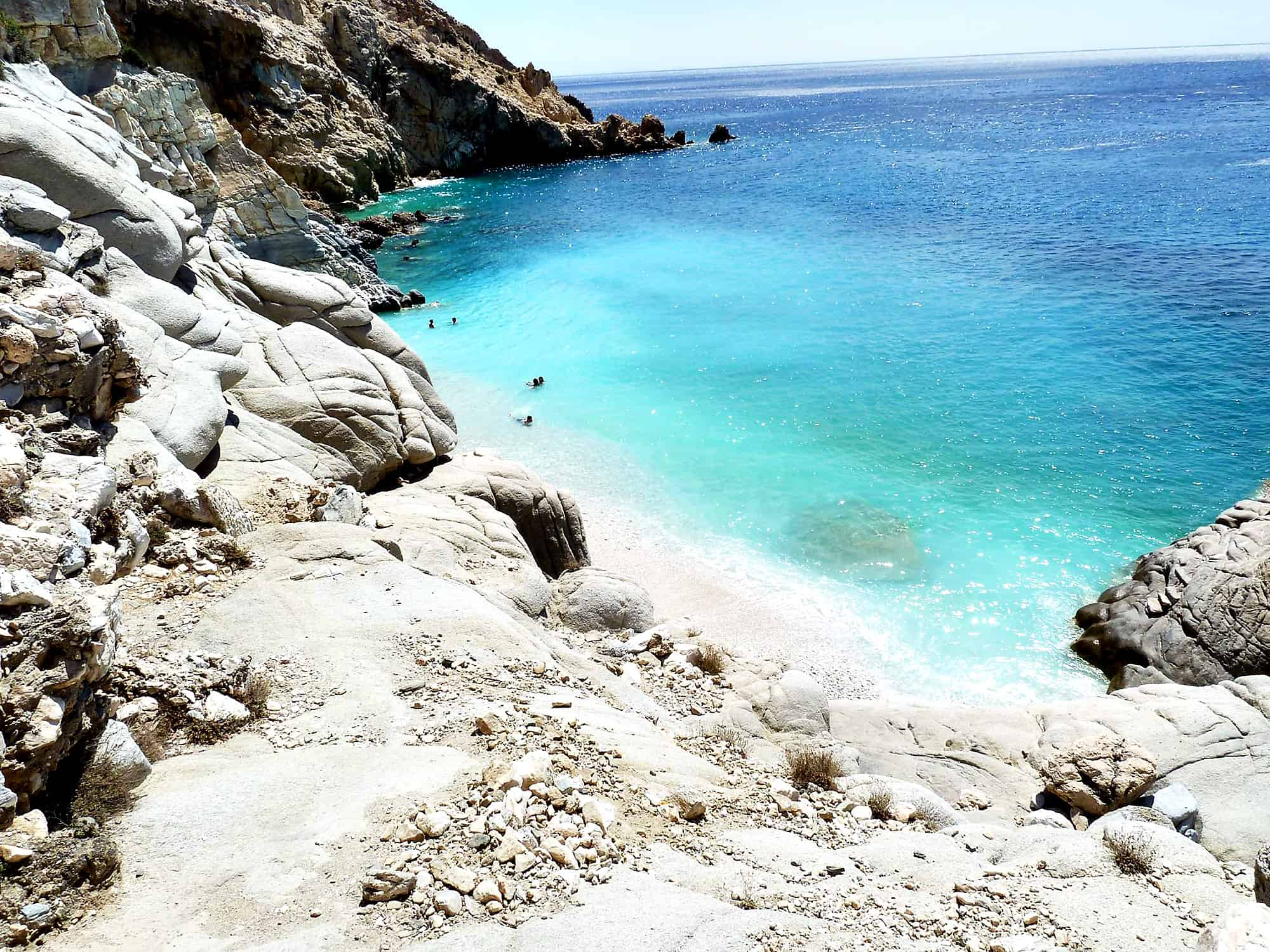 Greek island of Ikaria