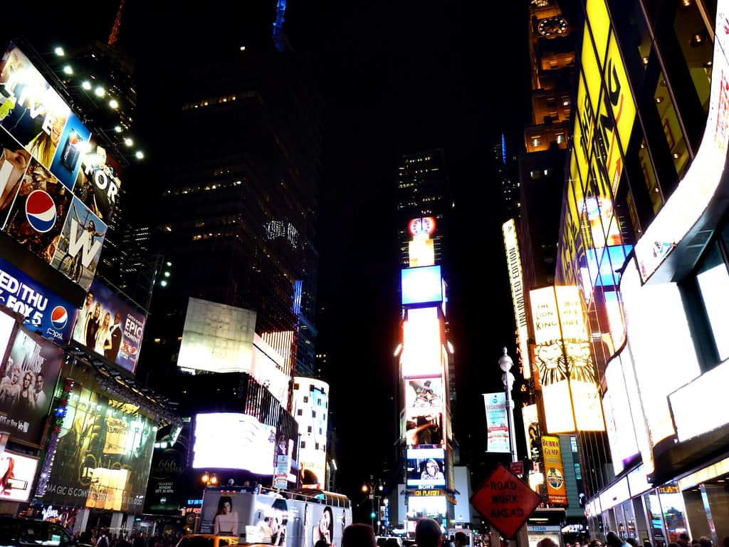 The things to do in new york city in 2 days agreekadventure for Things to do times square