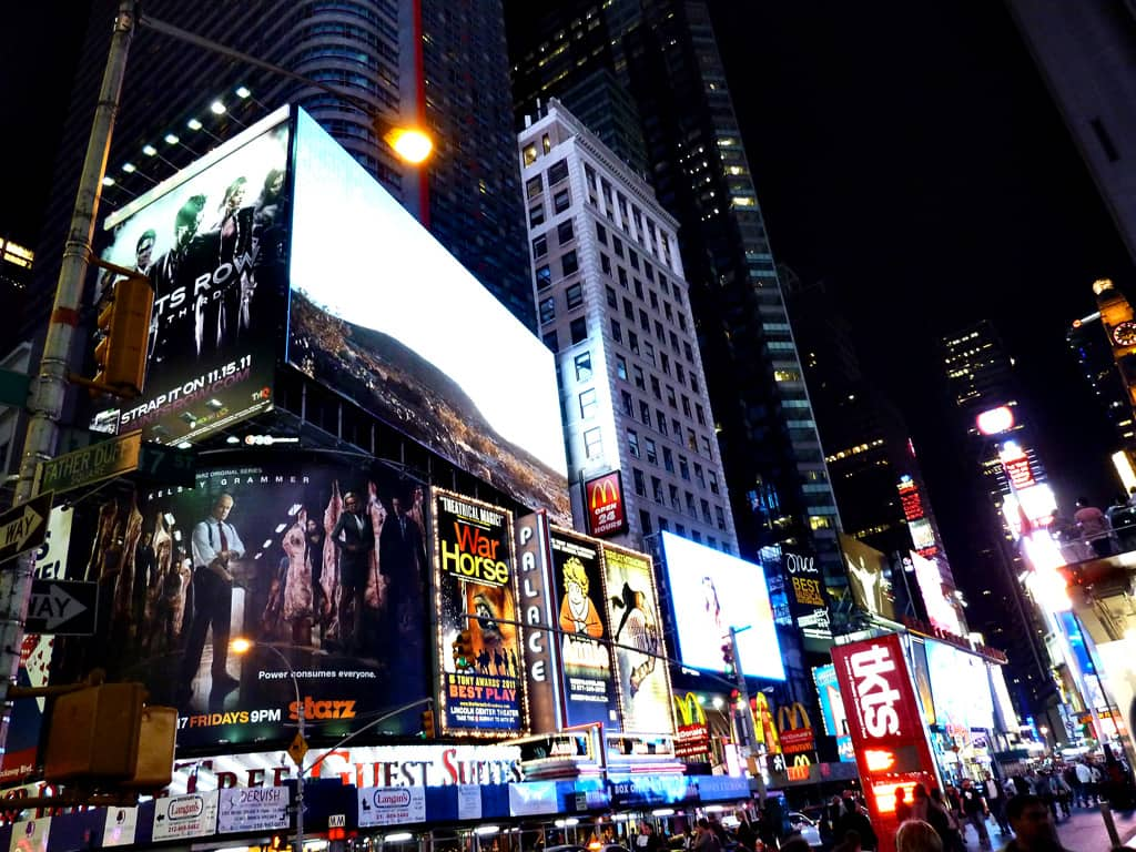 The things to do in new york city in 2 days agreekadventure for Things to in times square
