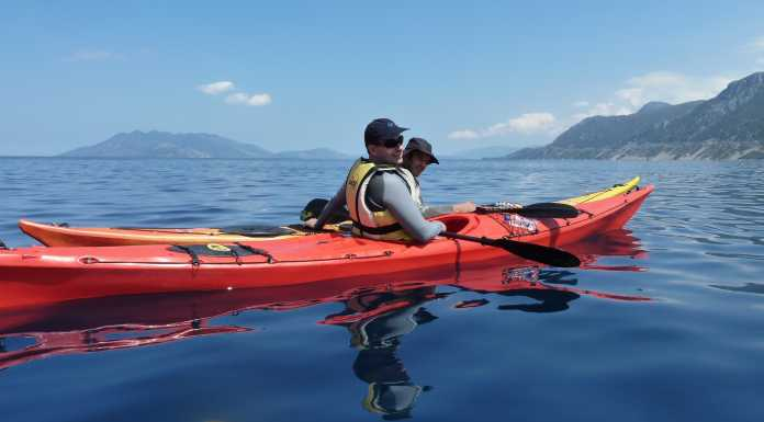 Sea Kayaking Greece Argolida