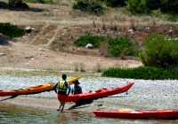 Sea Kayaking Epidavros Peloponnese Greece 1
