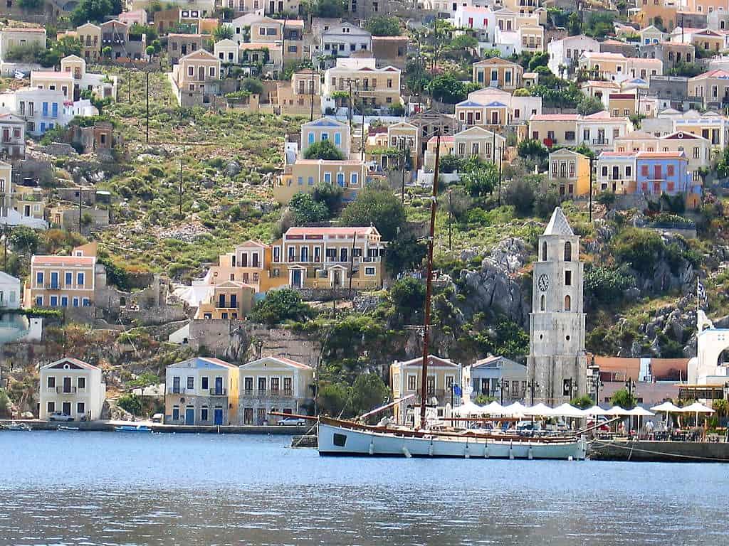 Island of Symi.