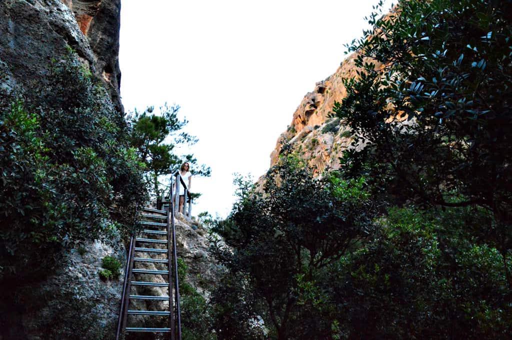 Gorges of Crete