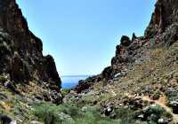 Pervolakia Canyon Crete