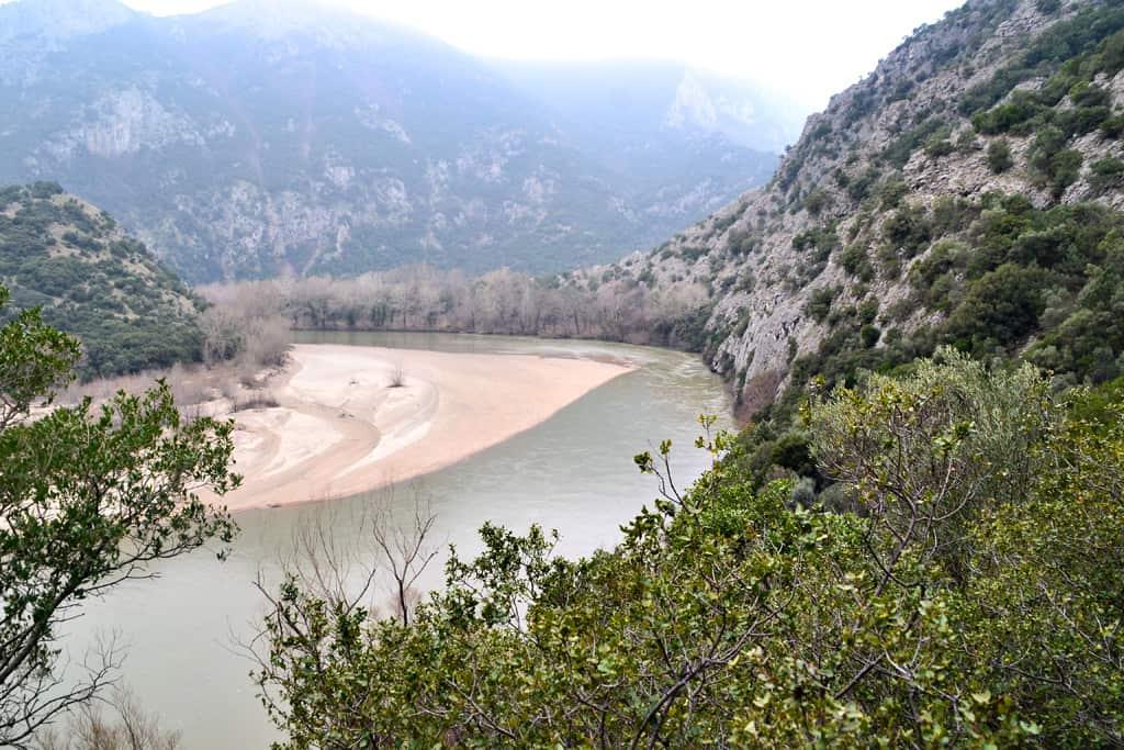 Nestos river