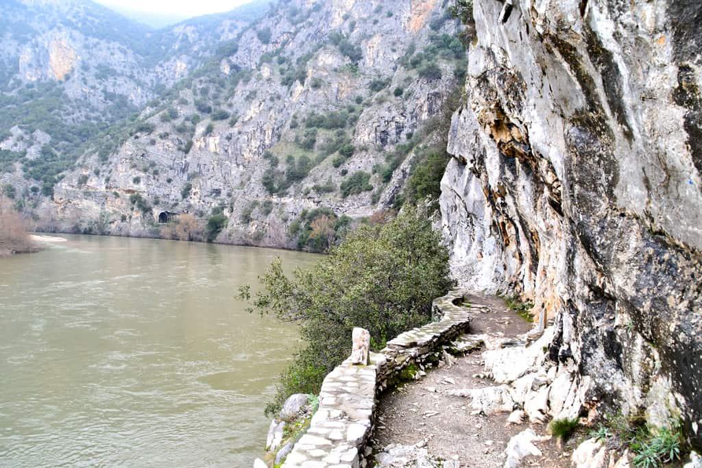 The Nestos River Greece Straits Agreekadventure World