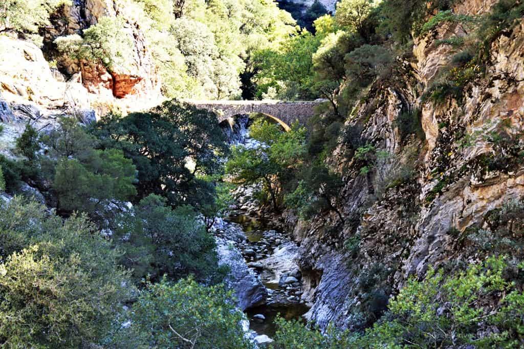Bridge of Kakavos Gorge