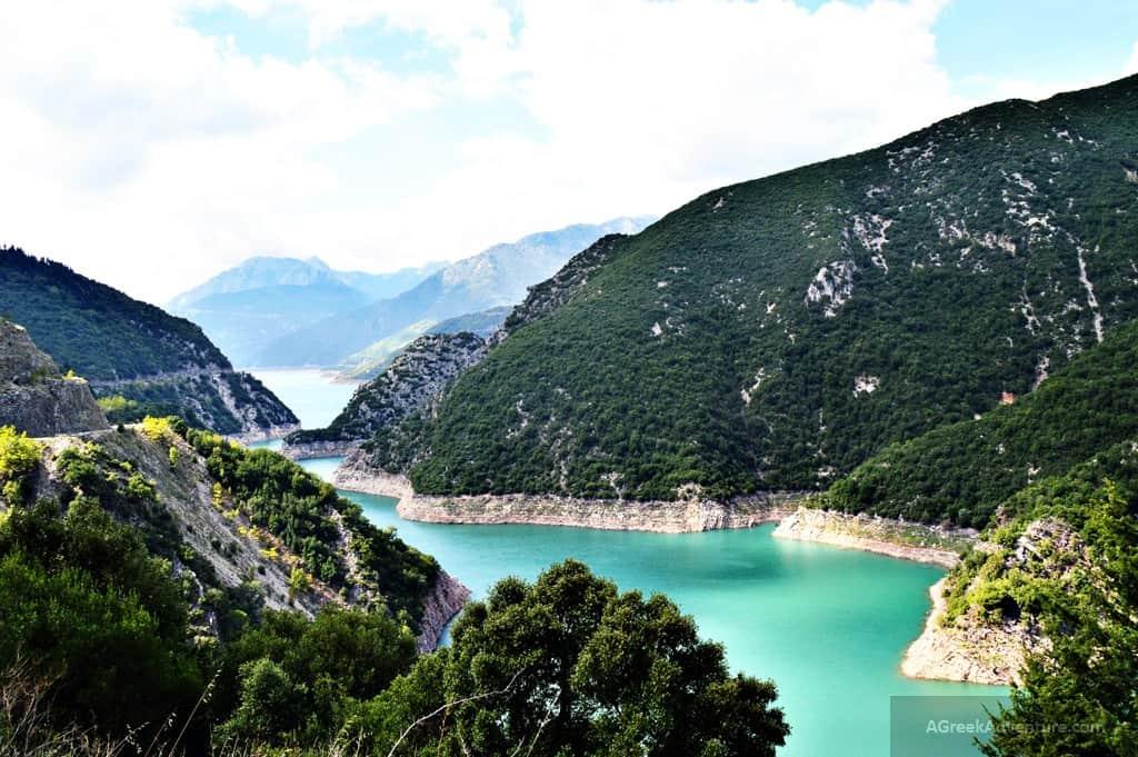Nafpaktos - Evinos Dam