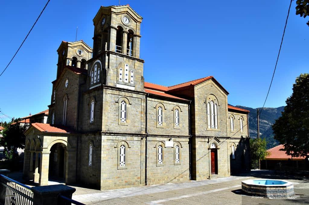 Nafpaktos Villages