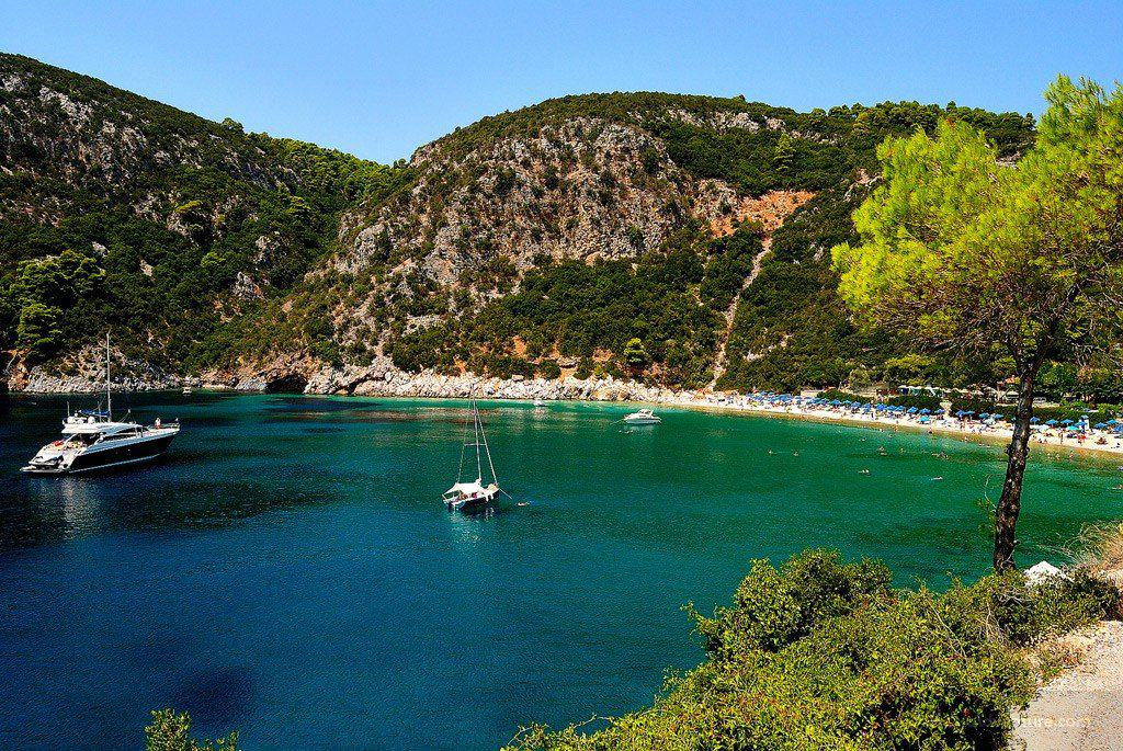 Skiathos Island Greece Beaches