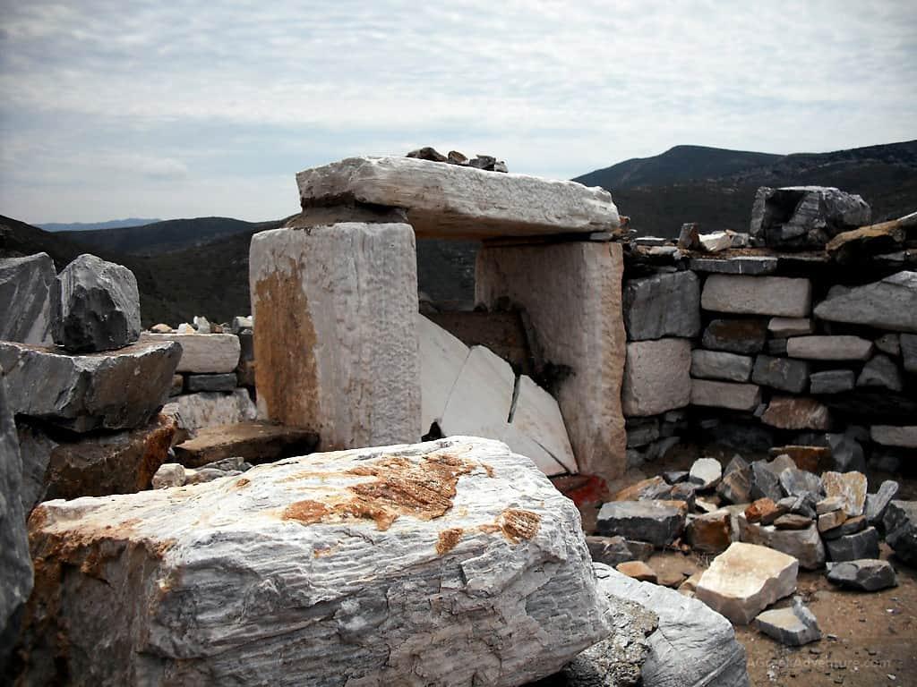 Homer's Tomb, Ios Greece