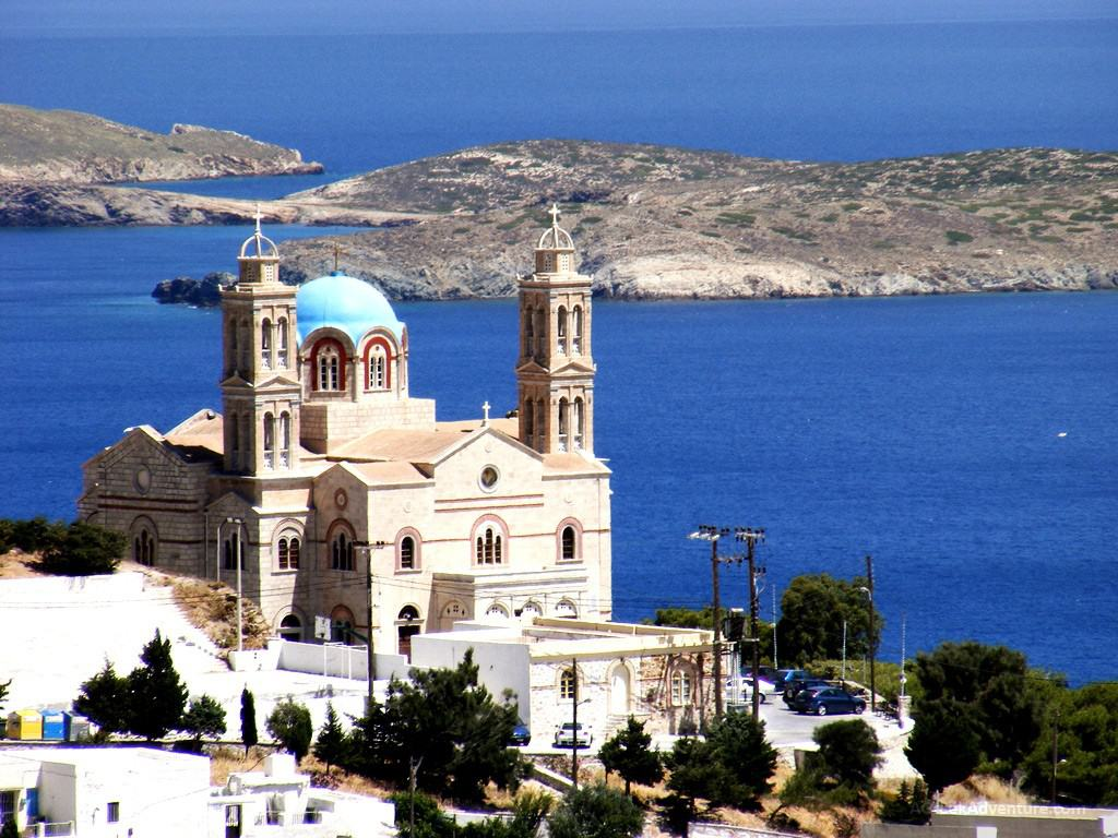 Syros Greece