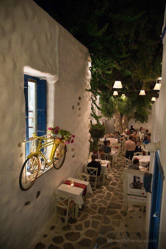Nightlife Naxos