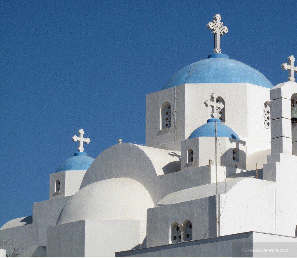 Naxos, Orthodox church