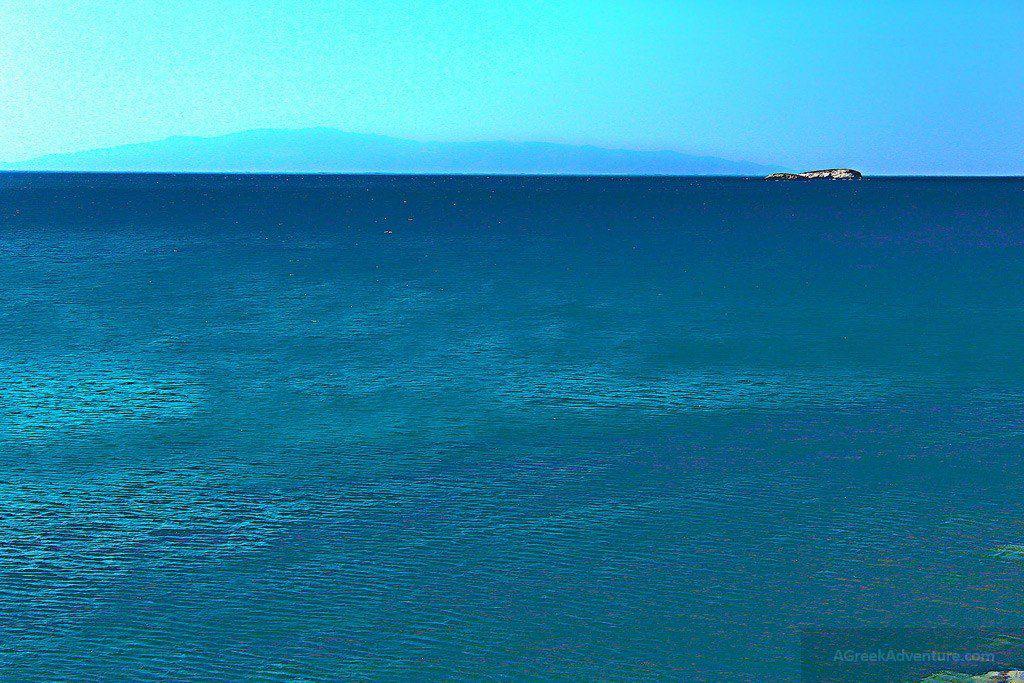 Aegean Blue of Paros