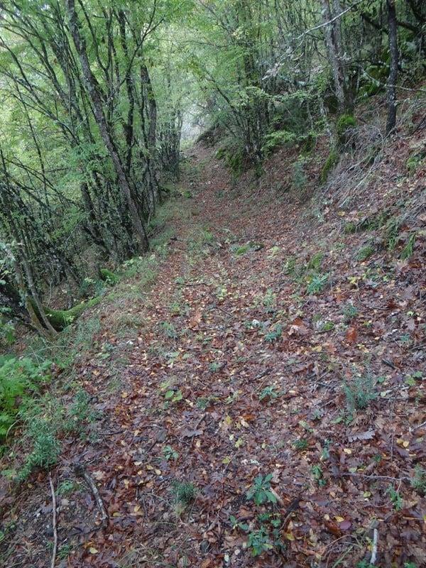 Xanthi Calyva Route. Sidiropetra
