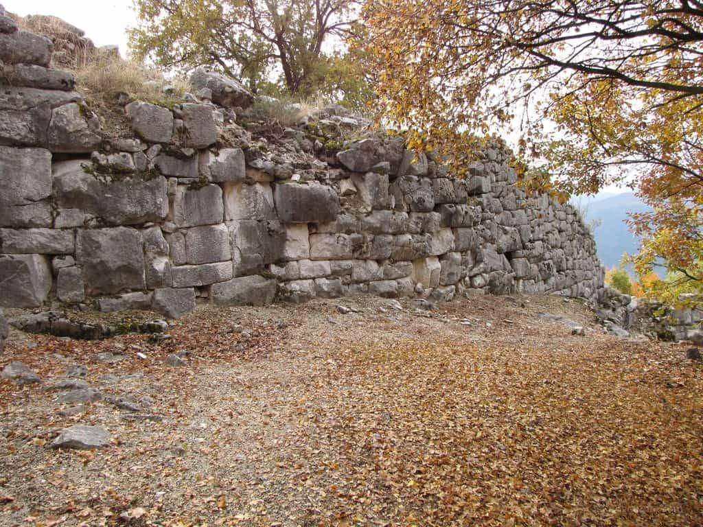 Xanthi Calyva Route
