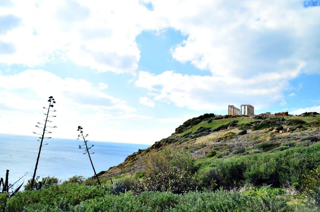 Cape Sounio, Temple of Poseidon