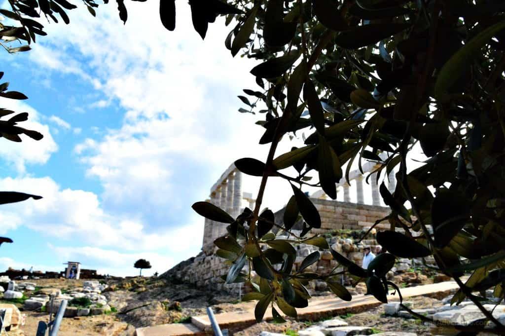Cape Sounion, Temple of Poseidon