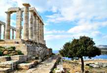 Cape Sounio, Temple of Poseidon