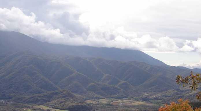 Xanthi view to Nestos Valley