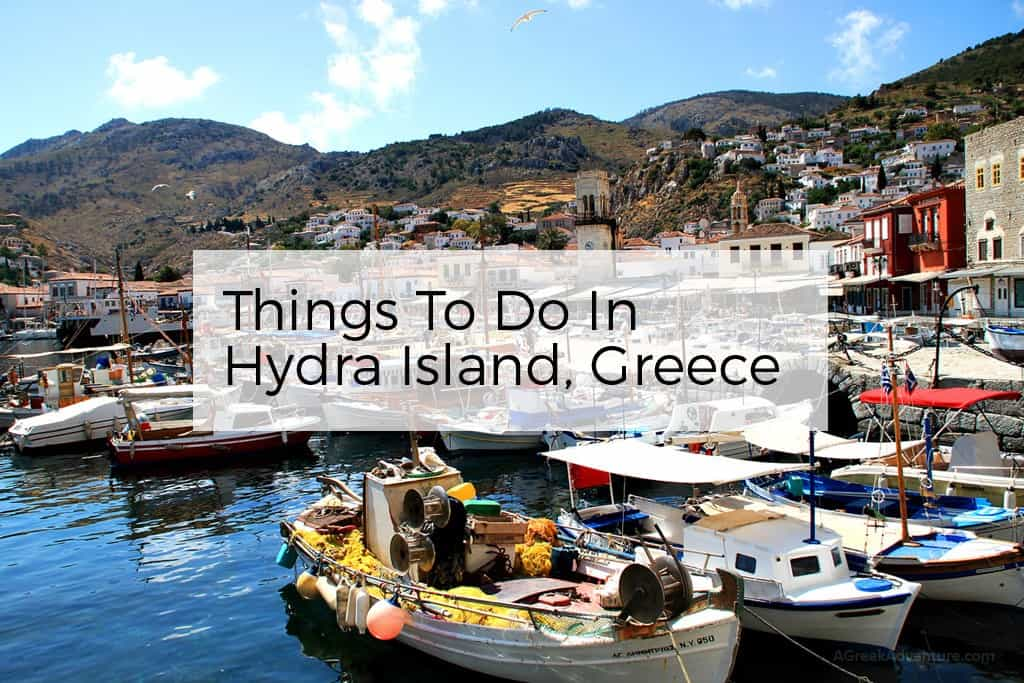 Things To Do In Hydra Island Greece Agreekadventure