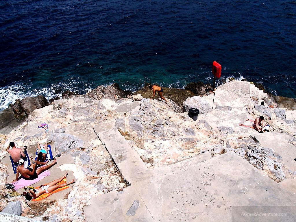 Hydra Island Greece