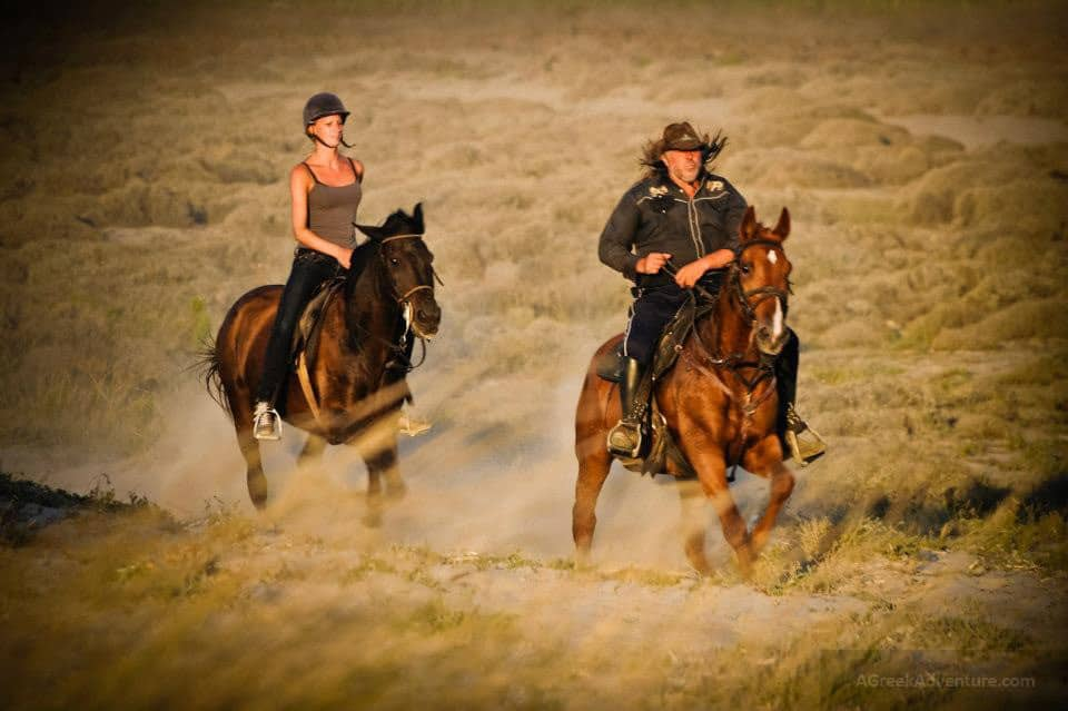 Salt Lake Stables, Horse Riding Kos Island Greece ...