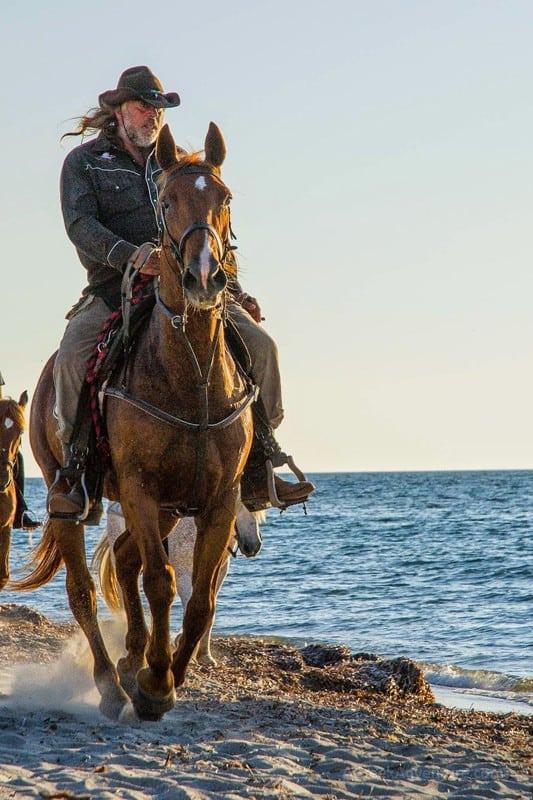 Horse Riding Kos Island Greece