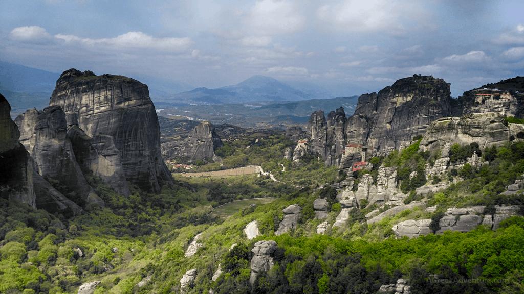 Hiking Meteora Greece