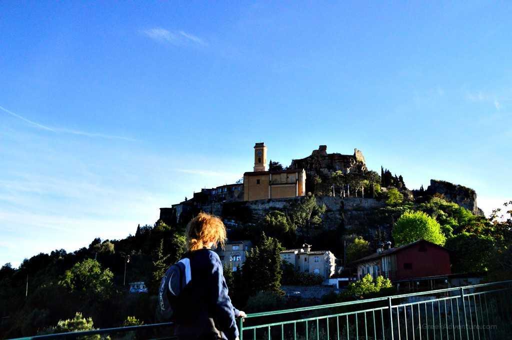 Eze Castle France
